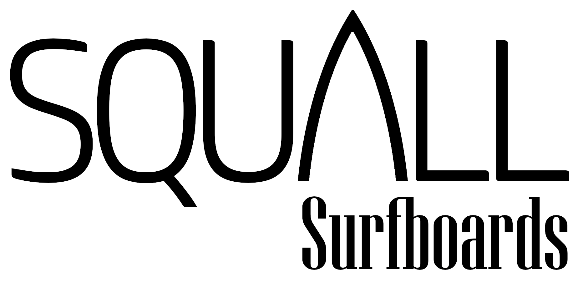 Squall Surfboards logo